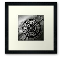 THE DIAMOND Framed Print