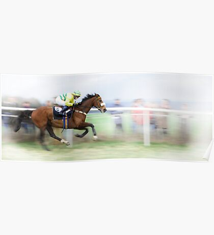 Wantage races Poster