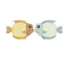 Fish Fish by Jean Gregory  Evans