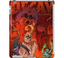 Bug & Stump Decay Cover iPad Case/Skin