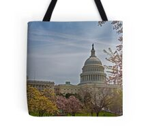 Spring in Washington DC Tote Bag