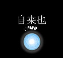 Jiraiya Rasengan by dotygonegreen