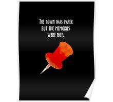 Paper Towns – John Green #3 Poster