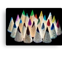 Pencil Light Canvas Print