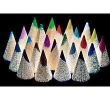 Pencil Light Photographic Print