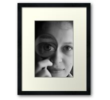 OnePhotoPerDay series: 095 by L. Framed Print