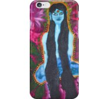 Forest Yogini iPhone Case/Skin
