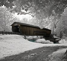 """Benetka Road Bridge"" by Barbara Simmons"