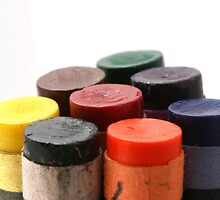 Crayons by jayant