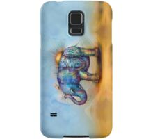 magic rainbow elephant Samsung Galaxy Case/Skin