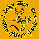 Lucky in Yellow by luckyzencat