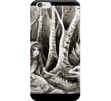 feed the wolfs  iPhone Case/Skin