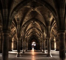 Cloisters by Daniel Williams