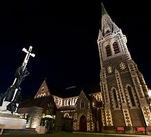 Christchurch..s by Trevor Murphy