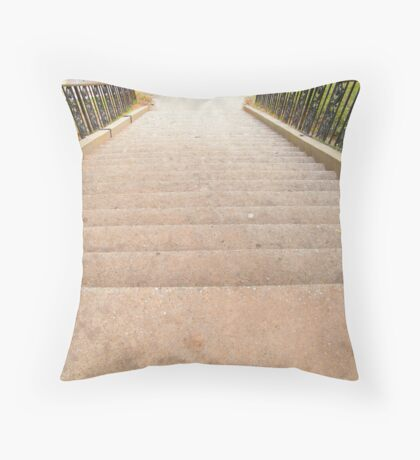 Down to the Cane River Throw Pillow