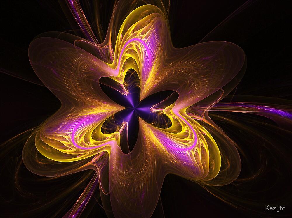Etheral Flower Power by Kazytc