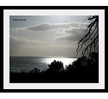 Storms Over Photographic Print