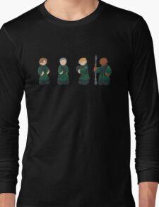 Stargate Plushie Crew Long Sleeve T-Shirt