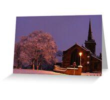 Parish Church Greeting Card