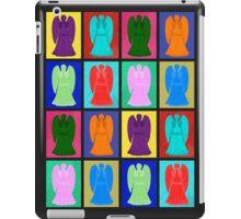 Weeping angels Pop Art Colour iPad Case/Skin