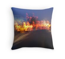 Squiggle Throw Pillow