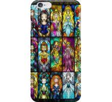 The Princesses iPhone Case/Skin