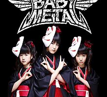 Babymetal - Megitsune  by LewisCooke