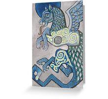 Elemental: Air Greeting Card
