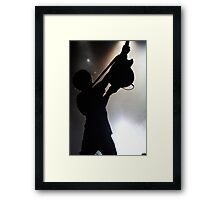 Pete Gillies - Easterfest. Framed Print