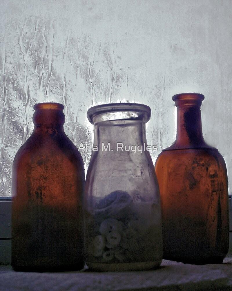 Empty Memories by Arla M. Ruggles