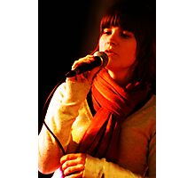 Lydia Cole - Easterfest. Photographic Print