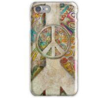 peace iphone case iPhone Case/Skin