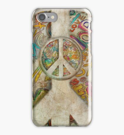peace iphone case iPhone Case/Skin