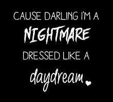 Taylor Swift – Blank Space – Nightmare Daydream Lyric by dezz
