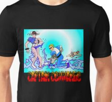 Captain Commando Versus Chun Li! Unisex T-Shirt