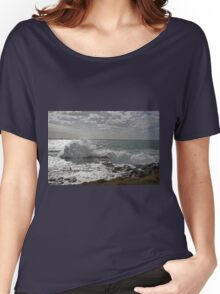 Kiama Ocean Swimming Pool Women's Relaxed Fit T-Shirt