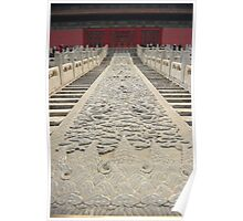 Beijing Forbidden City 3 Poster