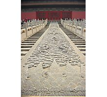 Beijing Forbidden City 3 Photographic Print