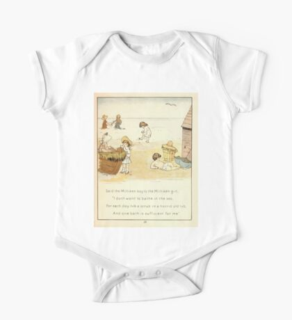 The Glad Year Round for Boys and Girls by Almira George Plympton and Kate Greenaway 1882 0023 Milliken Boy and Girl One Piece - Short Sleeve