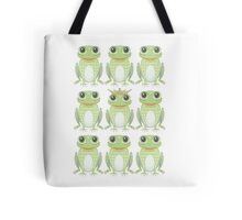 1 Heavy Crown & 9 Frogs Tote Bag