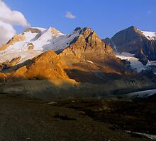 Athabasca Glacier by KS-Photography