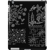 New Sample Book of Our Artistic Perforated Parchment Stamping Patterns Kate Greenaway, John Frederick Ingalls 1886 0045 Inverted iPad Case/Skin