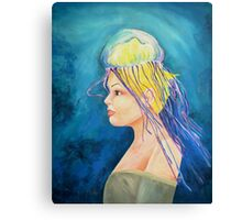 Mind Feeding Canvas Print