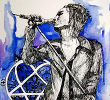 Ville Valo- HIM by Chantel Smith