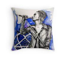 Ville Valo- HIM Throw Pillow