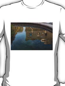Noto's Sicilian Baroque Architecture Reflected T-Shirt