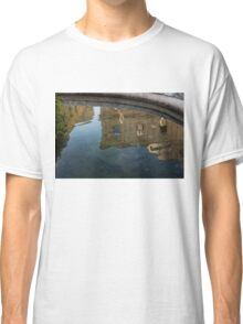 Noto's Sicilian Baroque Architecture Reflected Classic T-Shirt