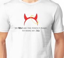 Are you a horny angel? Unisex T-Shirt