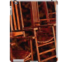 Musical Chairs iPad Case/Skin