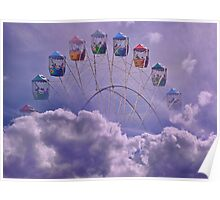 Carnival in the Clouds !! Poster